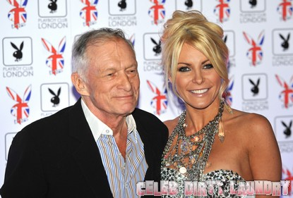 Hugh Hefner & Crystal Harris Cancel June 18th Wedding