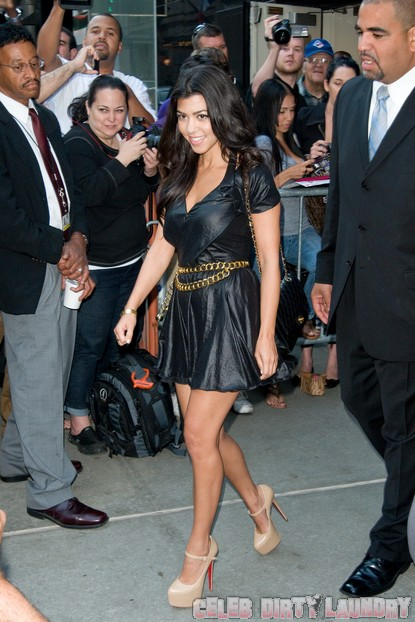 Kourtney Kardashian Getting Married Too?