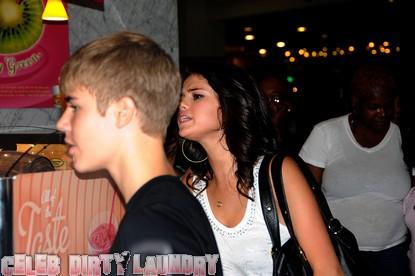 Justin Bieber's Special Movie Date With Selena Gomez