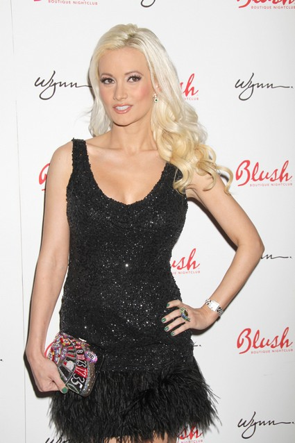 Holly Madison Insures Her Boobies for $1 Million