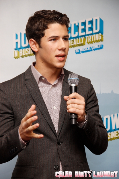 Nick Jonas To Star In HOW TO SUCCEED IN BUSINESS WITHOUT REALLY TRYING On Broadway