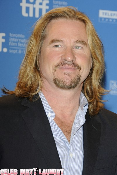Child Support Payments Force Val Kilmer To Sell His Ranch