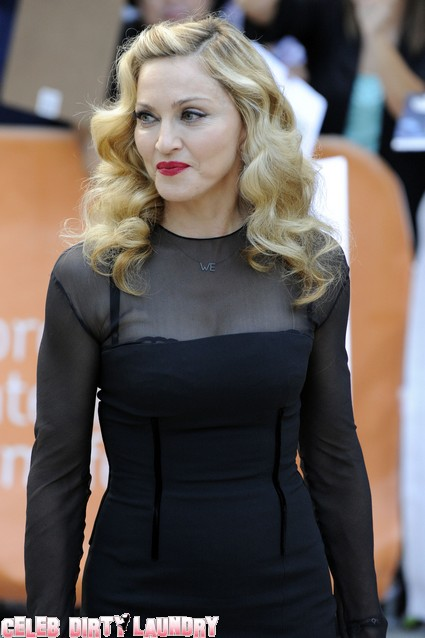 Madonna's Rep Denies She Acted Like A Diva At The Toronto Film Festival