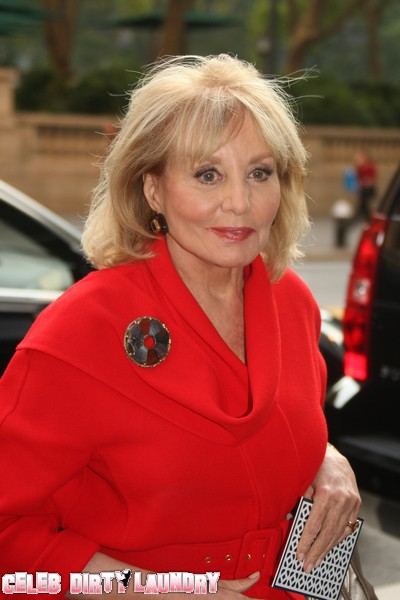 Barbara Walters Desperate To Score A Casey Anthony Interview