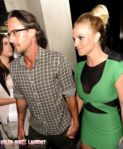 Britney Spears Given Permission To Become Engaged To Jason Trawick