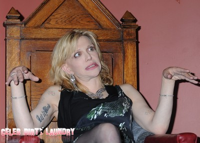 Courtney Love Blasts Daughter Frances Bean Cobain For Engagement To Isaiah Silva