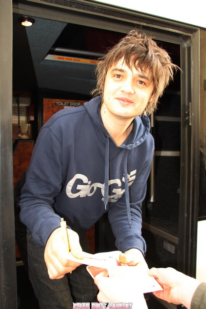 Pete Doherty A Truly Messed Up Junkie