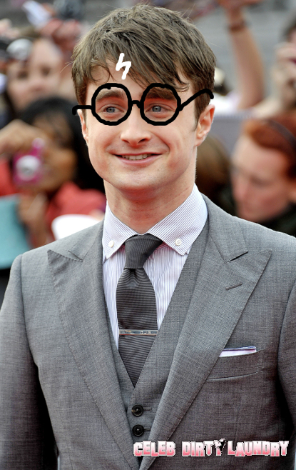 What Did Daniel Radcliffe Take From The Harry Potter Sets?