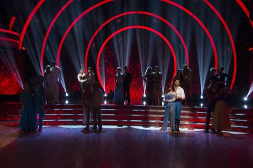 Who Got Voted Off Dancing With The Stars Tonight 10/23/17?