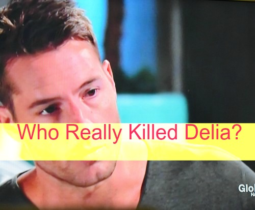 The Young and the Restless (Y&R) Spoilers: Who Really Killed Delia, Is Adam Innocent - Michael Tracks Down Guilty Party?
