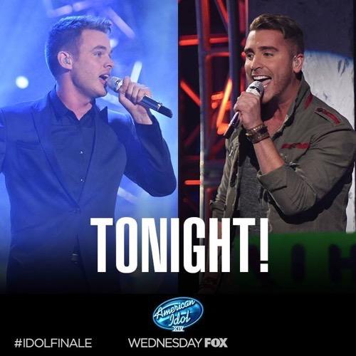 Who Won American Idol 2015 Tonight - Nick Fradiani Wins! #IdolFinale