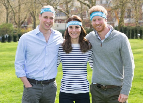 Prince William Promotes Mental Health Awareness With Lady Gaga: Kate Middleton Feeling Left Out?