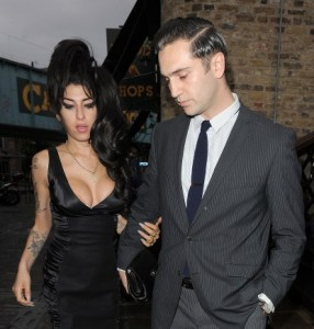 Is Amy Winehouse getting married again?
