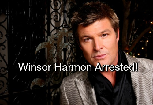 The Bold and the Beautiful Spoilers: Winsor Harmon Arrested – Another Drunken Incident for Ex-Thorne