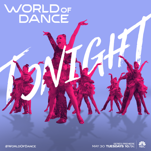 "World of Dance Premiere Recap 5/30/17: Season 1 Episode 1 ""The Qualifiers 1"""