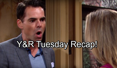 The Young and the Restless Spoilers: Tuesday, September 18 Update – Jack Ignores Victor – Billy's Big Risk – Mariah Desperate