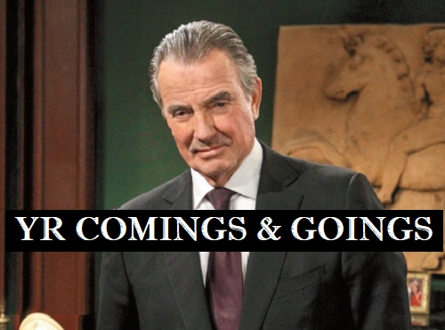 The Young and the Restless Spoilers: Comings and Goings – Victor's Special Bodyguard – Blind Item Reveals New Love Interest Search