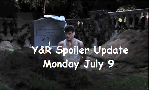 The Young and the Restless Spoilers: Monday, July 9 Update – Kyle Scores a Bone for DNA Testing – Baby Scare Drives Hilary to Nate