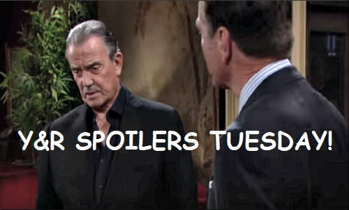 The Young and the Restless Spoilers: Tuesday, September 18 – Mariah's Huge Gamble – Jack Ignores Victor's Fierce Warning
