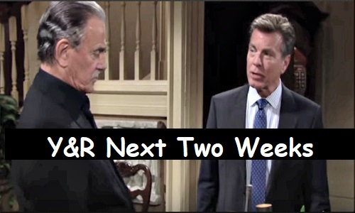 The Young and the Restless Spoilers Next 2 Weeks: Jack and Victor's Huge News – Two Exciting Celebrations – Lily's Depression Worsens