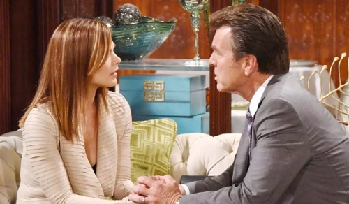 The Young and the Restless Spoilers: Philly Explosion and Paternity Drama Give Phack Another Chance - Phyllis Pulled Back Toward Jack