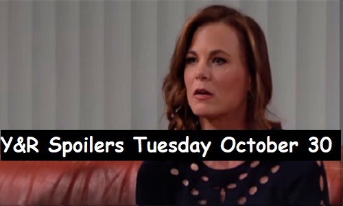 The Young and the Restless Spoilers: Tuesday, October 30 – Nick Exploits Sharon's Weakness – Bitter Billy Fights Phyllis' Power Play