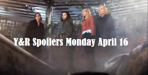The Young and the Restless Spoilers: Monday, April 16 – J.T.'s Death Sparks Panic, Sharon Struggles to Keep Mariah in the Dark