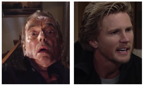 The Young and the Restless Spoilers: Victor Newman And J.T. Hellstrom Flirt With Death - Who Is More Rotten?