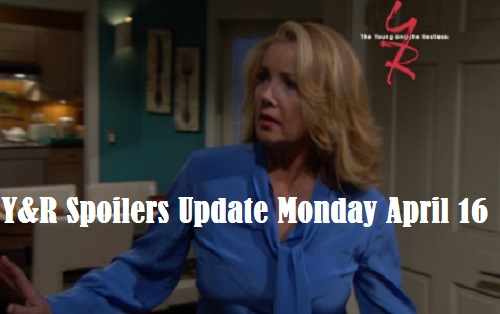 The Young and the Restless Spoilers: Monday, April 16 Update – Nikki Realizes She Killed J.T. – Paul Issues Warrant for J.T.'s Arrest