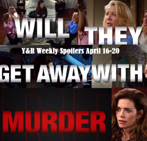 The Young and the Restless Spoilers: Week of April 16-20 – Manhunt for Dead J.T. – Paul Gets Search Warrant for Victoria's House