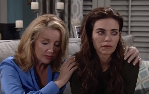 The Young and the Restless Spoilers: Victoria Plans to Confess – Phyllis and Cover-up Gang Struggle to Stop Her