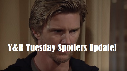 The Young and the Restless Spoilers: Tuesday, April 10 Update – J.T. Dupes Victoria With Getaway Plan – Sharon Ignites Nick's Jealousy