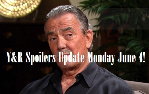 The Young and the Restless Spoilers: Monday, June 4 Update – Summer Stuns Nude Billy and Phyllis – Victor Defends Himself to Nikki