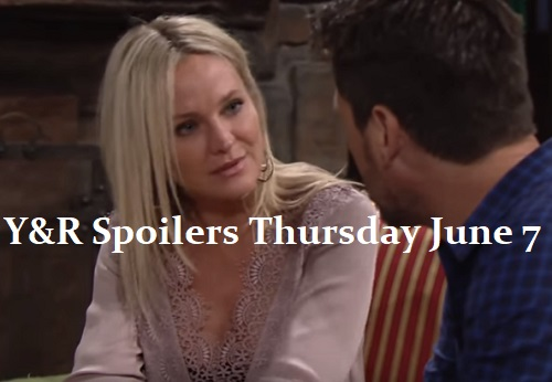 The Young and the Restless Spoilers: Thursday, June 7 – Jack Learns Surprising Facts About His Father – Sharon Breaks Up with Nick