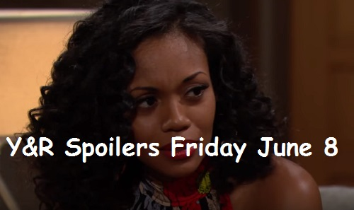 The Young and the Restless Spoilers: Friday, June 8 – Blackmail Rocks Nikki – Summer Gets in the Way – Hilary Rises to the Challenge