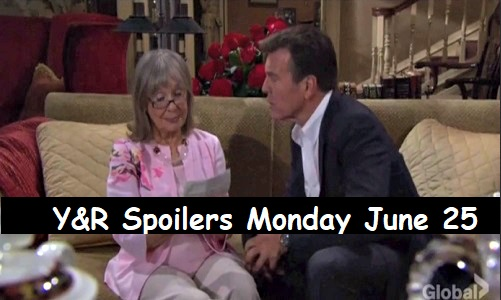 The Young and the Restless Spoilers: Monday, June 25 – Ashley Insists J.T. Is Back, Points to Eyewitnesses – Jack Grills Dina