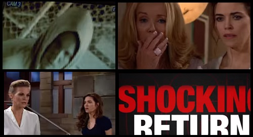The Young and the Restless Spoilers: Week of June 25 Preview - Victor's On-Air Meltdown – J.T. Sightings Bring Fear
