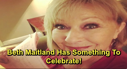 The Young and the Restless Spoilers: Beth Maitland Celebrates Exciting Y&R News – Back in Opening Credits After Two Decades