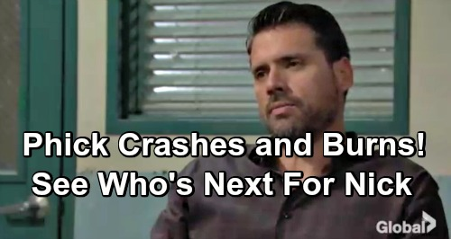 The Young and the Restless Spoilers: Phick Crashes and Burns, Nick Done with Phyllis – See Who's Next for Unlucky-in-Love Newman