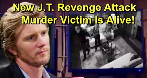 The Young and the Restless Spoilers: Nikki's Blunder Leaves Victor Vulnerable – New J.T. Revenge Attack, Murder Victim Is Alive