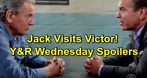 The Young and the Restless Spoilers: Wednesday, January 9 – Lily's Devastating Message to Cane – Jack Visits Victor in Jail