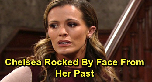 The Young and the Restless Spoilers: Chelsea Rocked by Simon Black's Arrival – Face from Her Past Blows Up Money Laundering Scandal?
