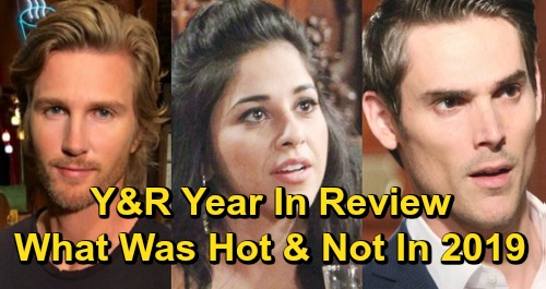 The Young and the Restless Spoilers: Best and Worst of 2019, Y&R Year in Review – What Was Hot and NOT in Genoa City