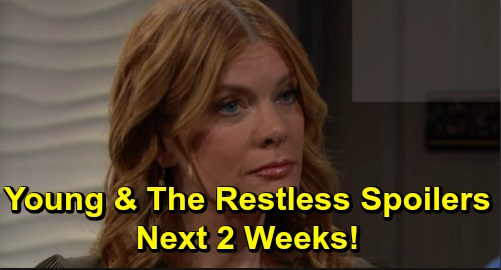 The Young and the Restless Spoilers Next 2 Weeks: Billy Finds a Job – Jill's Shocking News – Jack's Special Present – Phyllis' Vengeance