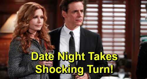 The Young and the Restless Spoilers: Michael, Lauren, Paul & Christine's Double-Date Night Takes Shocking Turn – Bombshell Before Holidays