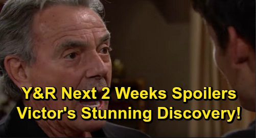 The Young and the Restless Spoilers Next 2 Weeks: Phyllis Suspects Amanda's Agenda – Victor's Stunning Discovery – Nikki Gets Fierce