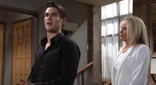 The Young and the Restless Spoilers: Adam Wins Sharon's Heart, But Misdeeds Come Back to Haunt Him – Shadam Explodes Over Darkness