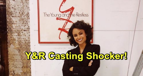 young and the restless cast nazanin mandi yr