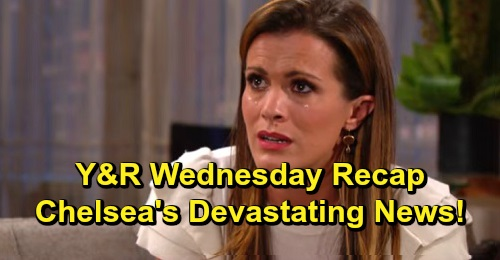 The Young and the Restless Spoilers: Wednesday, September 18 Recap – Chelsea Stunned by Awful Victor News – Nick Ready for Adam's Takedown