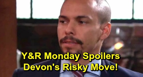 The Young and the Restless Spoilers: Monday, December 16 – Victor Fears for Victoria's Heart – Abby & Chance Sizzle – Devon's Risky Move